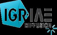 IGR Diffusion logo