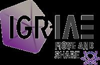 Logo Move and Share logo