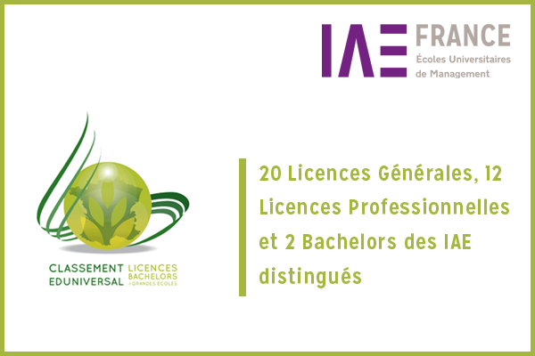 20191219 Classement licences Eduniversal