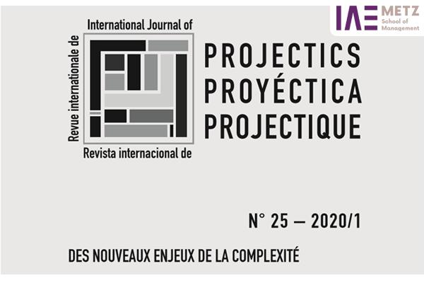 Revue Projectique-IAE Metz