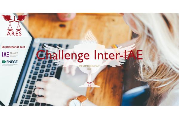 Challenge inter-IAE ARES