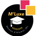 Logo M'Luxe - IAE Gustave Eiffel