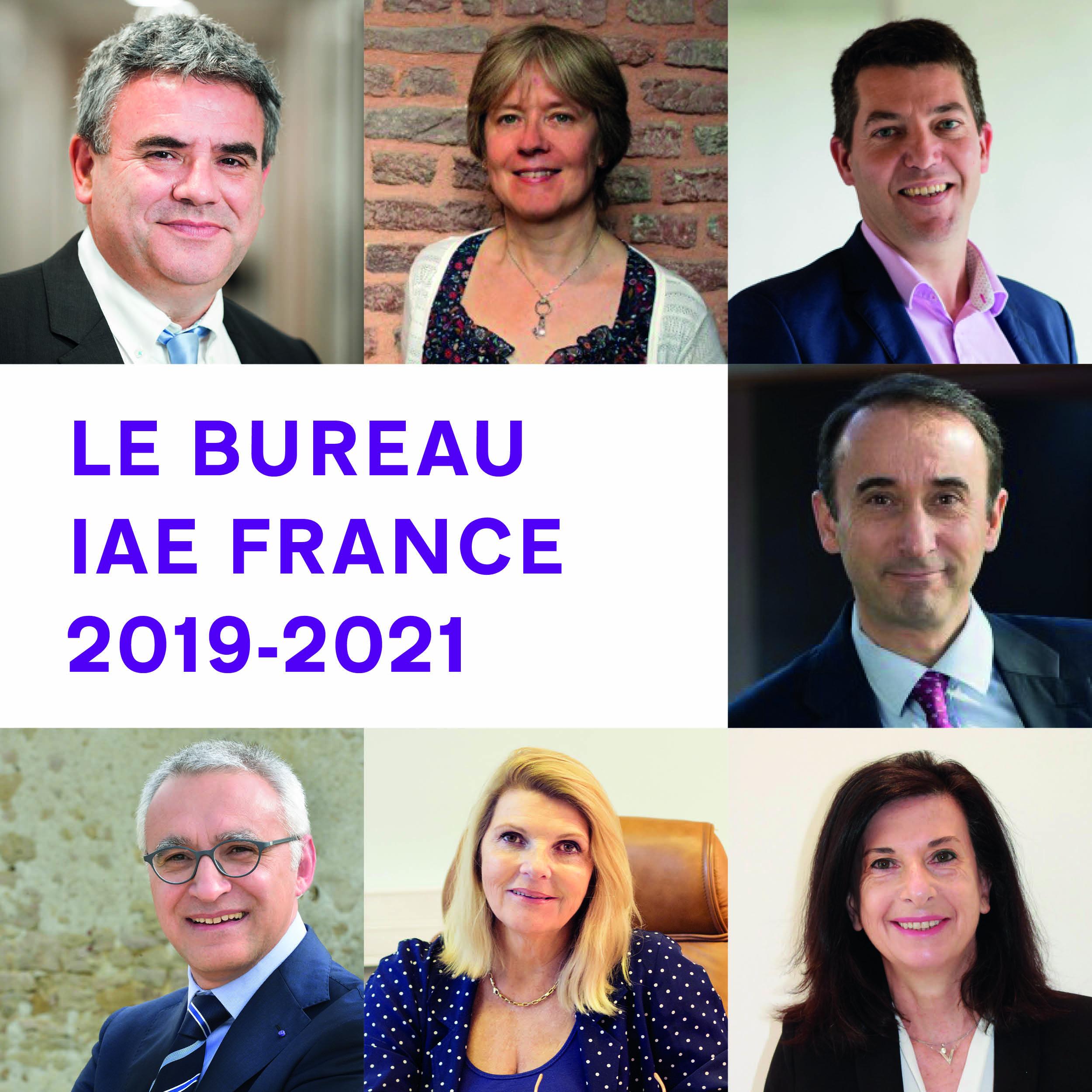 Bureau IAE FRANCE 2020