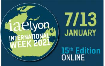 International Week iaelyon