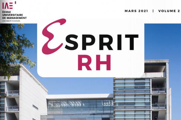 IAE Angers - Esprit RH
