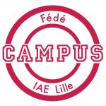 Logo Fédé Campus IAE Lille