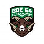 Logo BDE IAE 64
