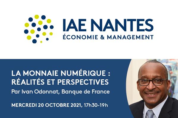 IAE Nantes Banque de France