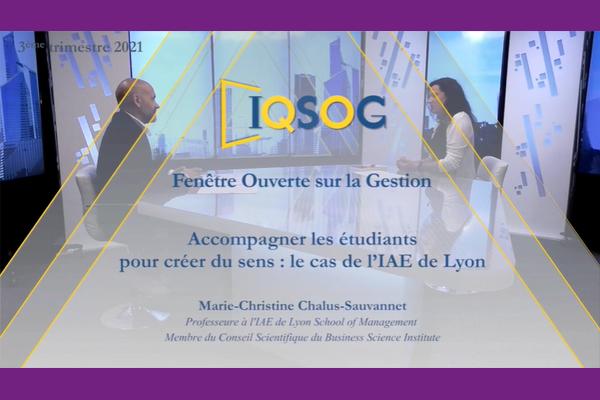 Marie-Christine CHALUS-SAUVANNET-iaelyon